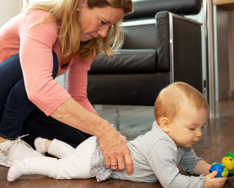 Kinderosteopathie, Osteopathie für Kleinkinder und Säuglinge – Kira Kusch
