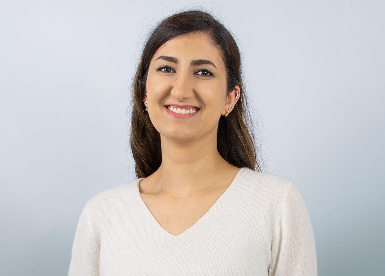 Samira Sherzay - Osteopathie